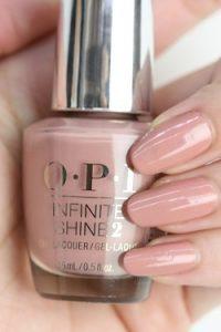 OPI INFINITE SHINE(インフィニット シャイン) IS-LA15 Dulce de Leche(Creme)(ドルチェ デ レチェ)